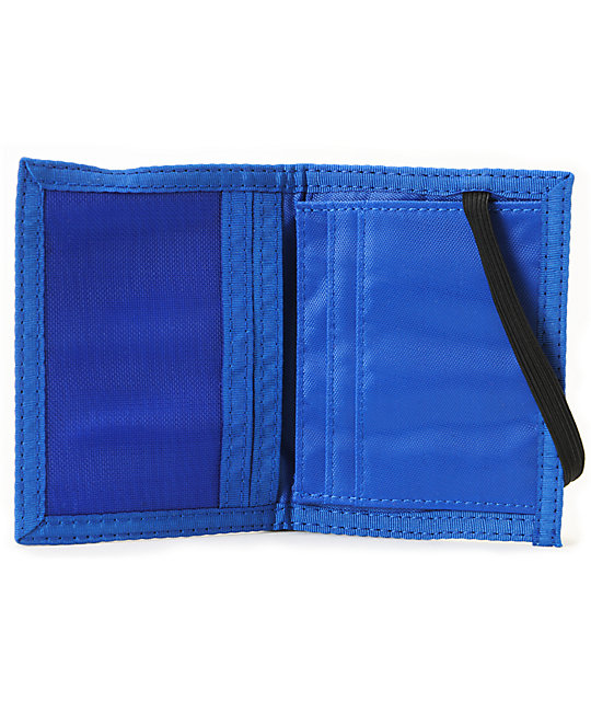 The Hundreds Murky Blue Bifold Wallet