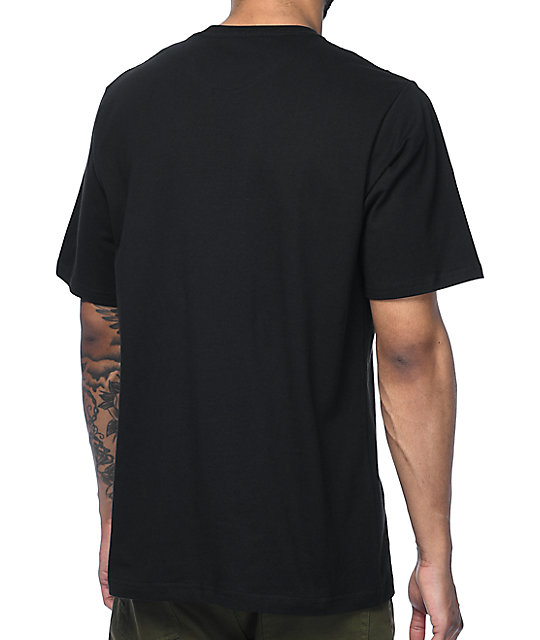 The hundreds perfect pocket black t shirt zumiez for Perfect black t shirt