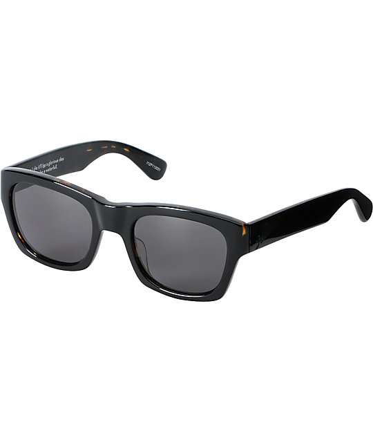 The Hundreds Phoenix Black & Tortoise Sunglasses