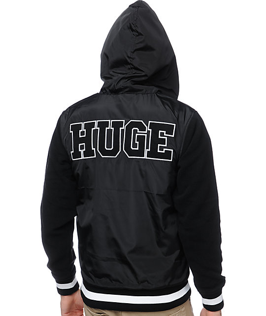 The Hundreds Reloaded Black Jacket