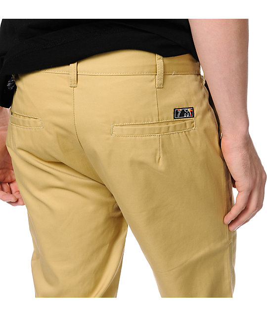 The Hundreds Richie Chino Khaki Pants