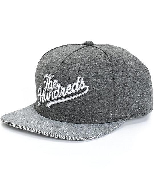 The Hundreds Slant Snapback Hat