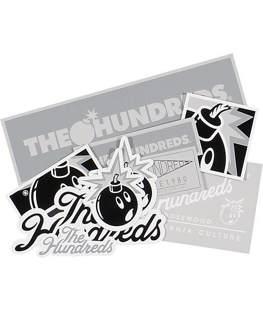 The Hundreds Sticker Pack