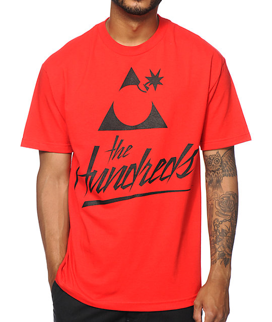 The Hundreds Youve Got Mail T-Shirt