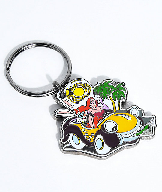 The Hundreds x Roger Rabbit Keychain