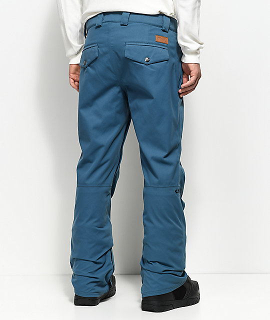 ThirtyTwo Essex Chino Blue 10K Snowboard Pants