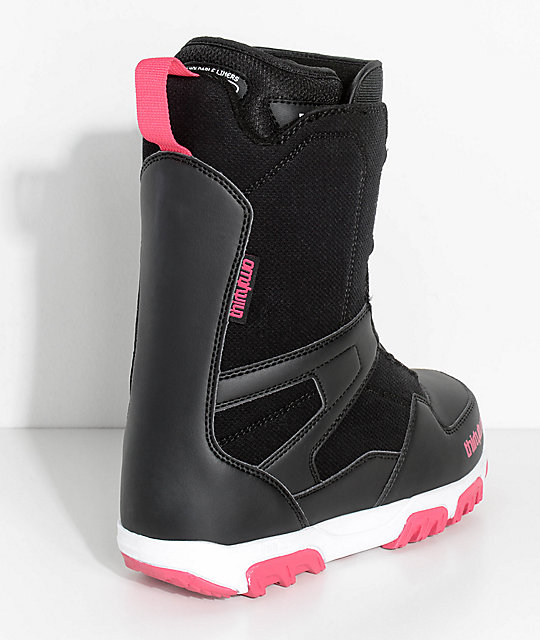 ThirtyTwo Womens Shifty Black Boa Snowboard Boots