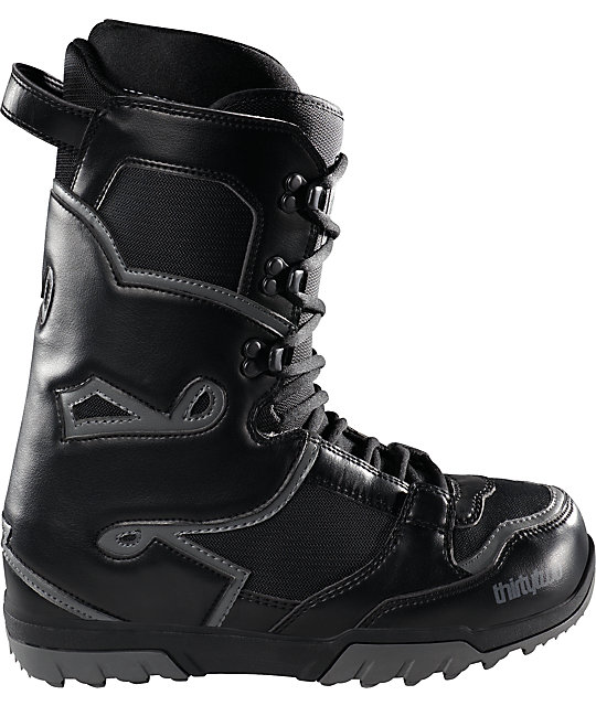 Thirtytwo Exus Black Snowboard Boots