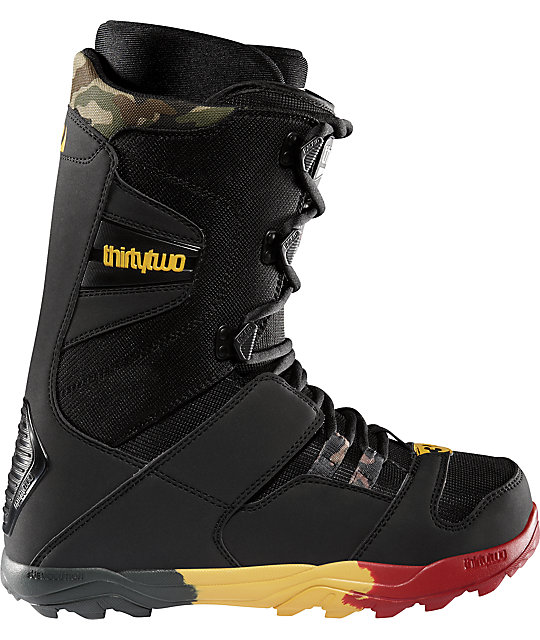 Thirtytwo JP Walker Rasta Mens Snowboard Boots