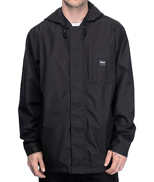 Thirtytwo Kaldwell 10K Black Snowboard Jacket