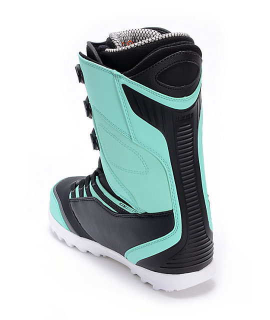 Thirtytwo Lashed Mint Snowboard Boots