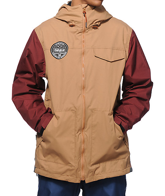 Thirtytwo Sesh 10K Snowboard Jacket