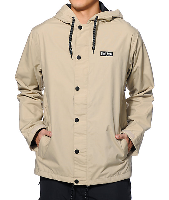 Thirtytwo Venice Khaki 8K Snowboard Jacket