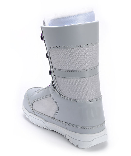 Thirtytwo Womens Summit Grey Snowboard Boot