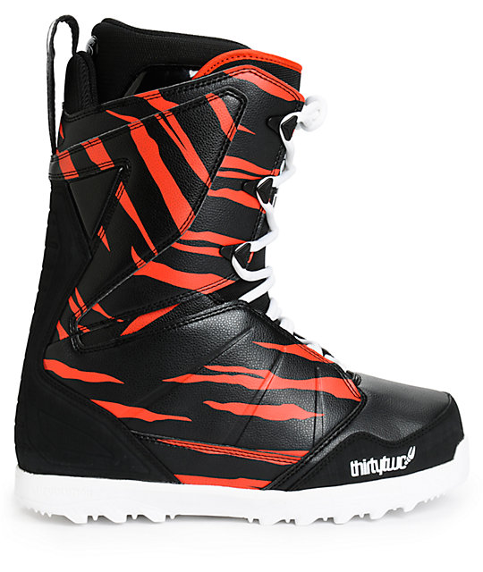 Thirtytwo X Crab Grab lashed botas de snowboard