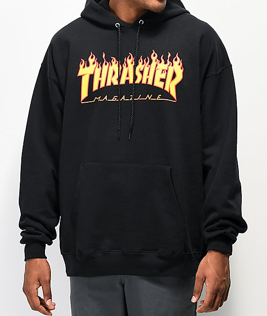 thrasher flame logo hoodie. Black Bedroom Furniture Sets. Home Design Ideas