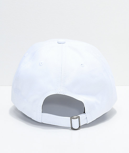 Thrasher Flame White Old Timer Hat