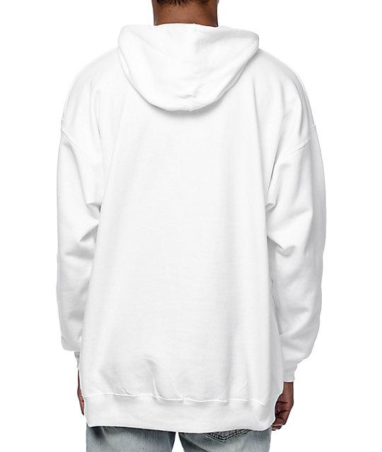 Thrasher Skate Mag White Pullover Hoodie | Zumiez
