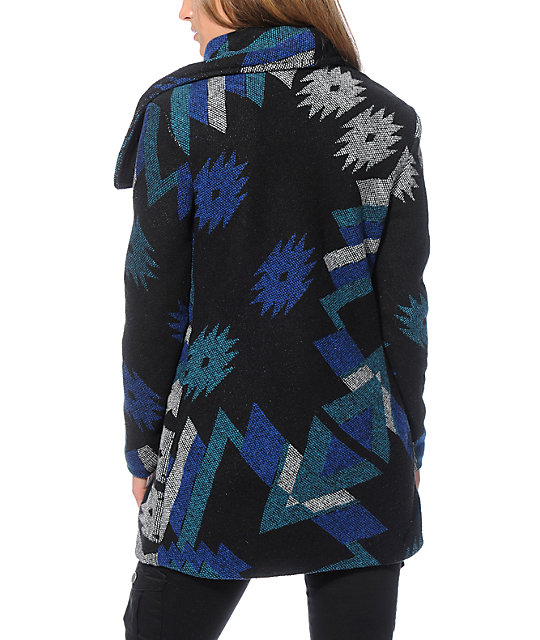 Thread & Supply Aztec Sweater Jacket