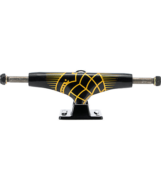 Thunder Hollow Light Night Black 145 Skateboard Truck