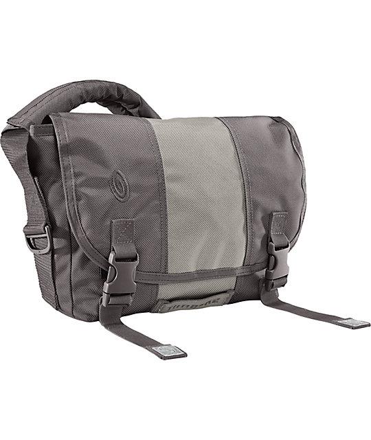 Timbuk2 Classic Grey Medium Messenger Bag