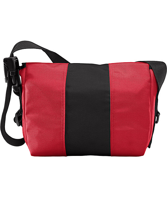 Timbuk2 Classic Red Medium Messenger Bag