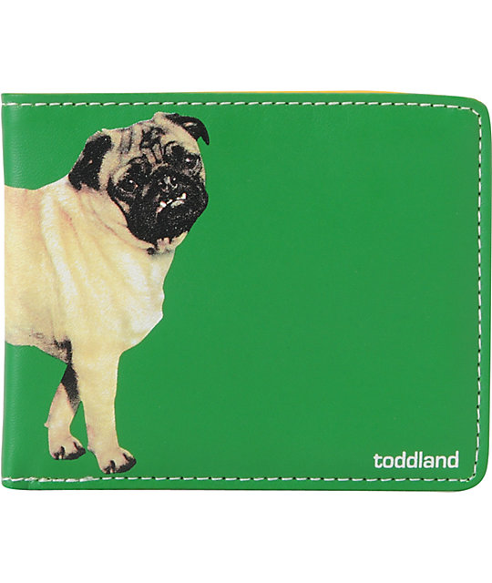 Toddland Destroyer Bifold Wallet