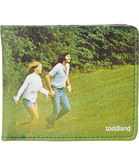 Toddland Frolicking Bifold Wallet