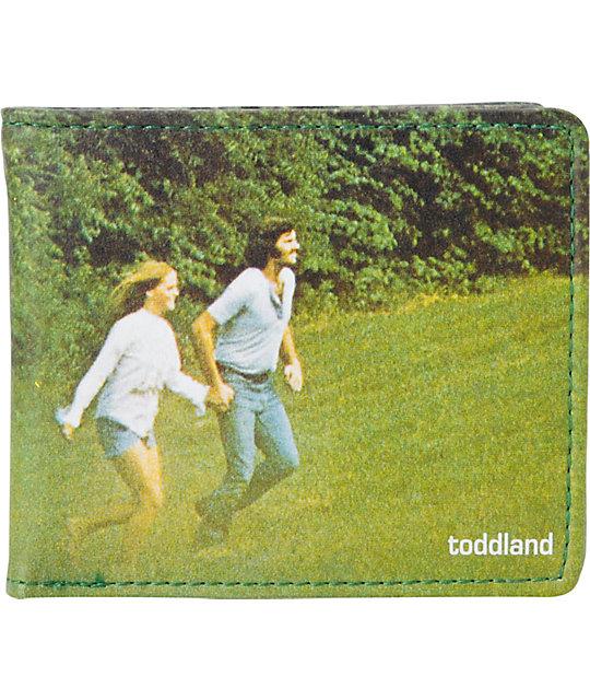 Toddland Frolicking Bifold Wallet