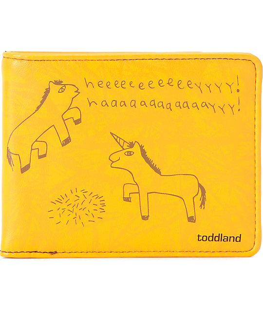 Toddland Haaaaaay Bi-Fold Wallet