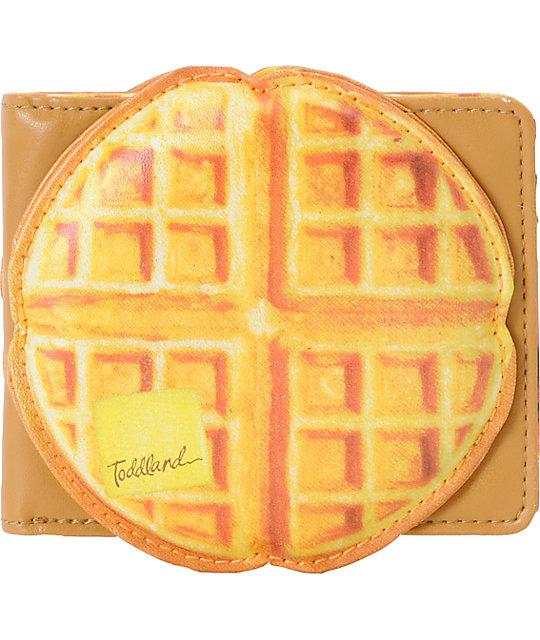 Toddland Wafflet Bi-Fold Wallet