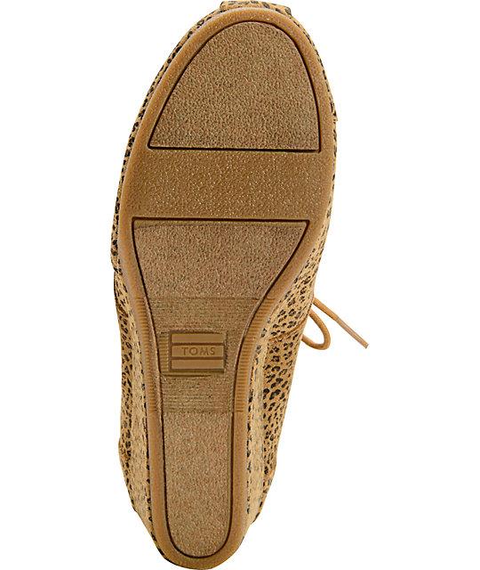 Buy Cheetah Toms Shoes