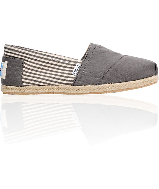 Toms Classics University Ash Womens Shoes