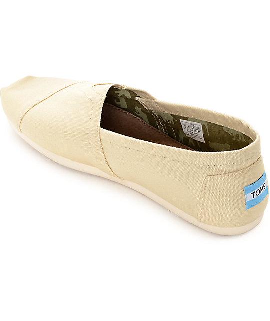 toms mens classic canvas shoes zumiez