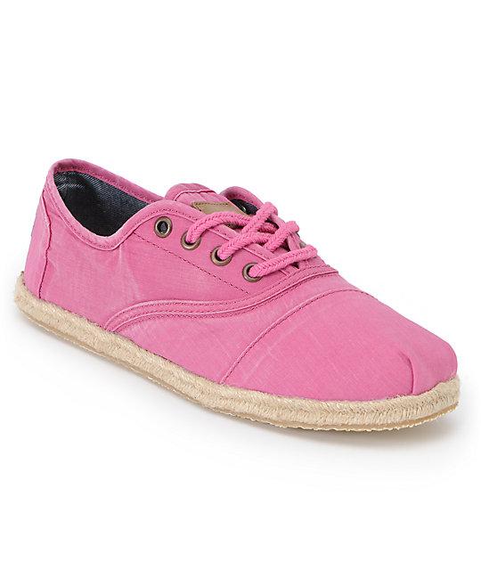 Toms Shoes Cordones Pi...