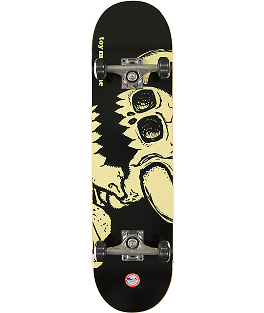 "Toy Machine Dead Vice Monster 8.125""  Complete Skateboard"