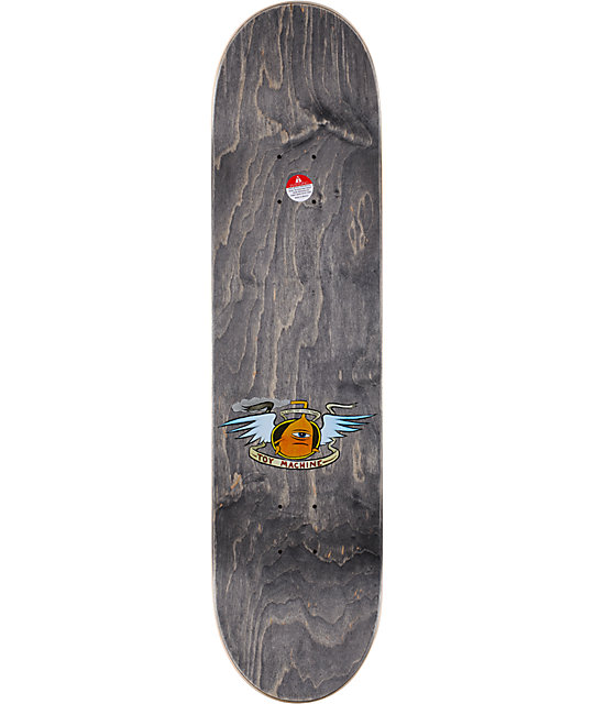 "Toy Machine Layton Big Boy 8.125""  Skateboard Deck"