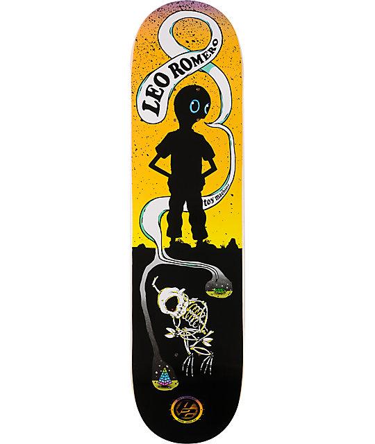 "Toy Machine Leo Romero P2 8""  Skateboard Deck"
