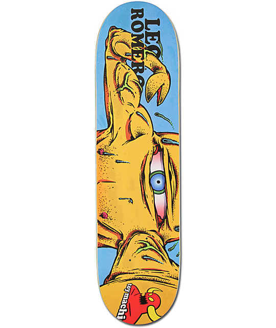 "Toy Machine Romero Selfie 8.25""  Skateboard Deck"