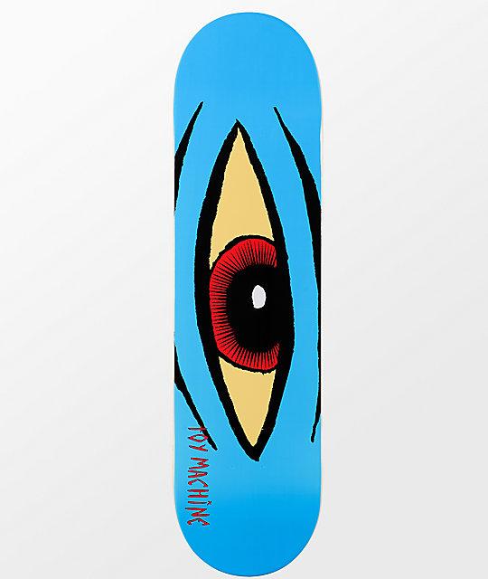"Toy Machine Sect Eye 8.25"" Skateboard Deck at Zumiez : PDP"
