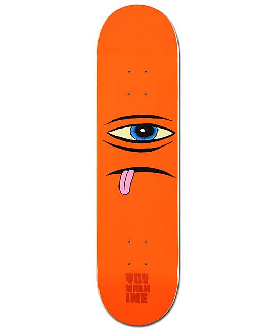 "Toy Machine Sect Face 7.9"" Skateboard Deck at Zumiez : PDP"
