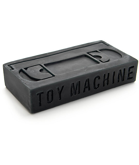 Toy Machine Welcome To Hell VHS Skateboard Wax