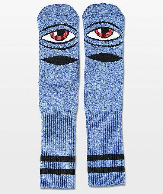 Calcetines Machine Ojos Azules Toy De DE9WH2I
