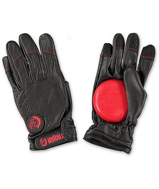 Trojan Leather Slide Gloves