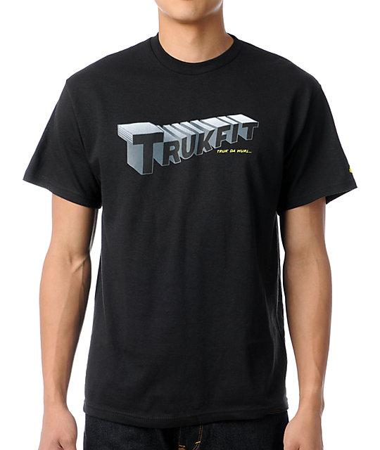 Trukfit Bizzaro Black T-Shirt