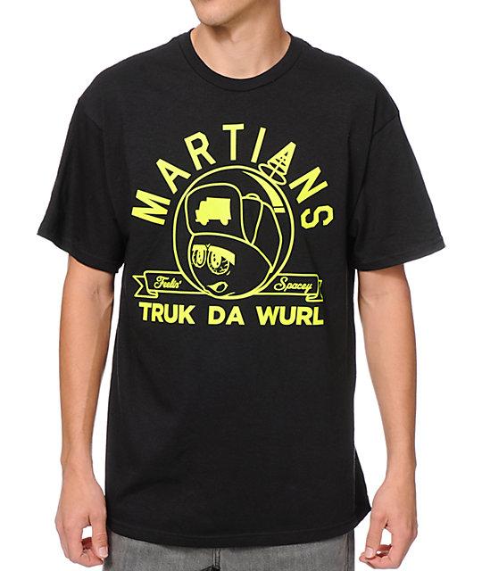 Trukfit Feelin Spacey Black T-Shirt