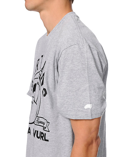 Trukfit Feelin Spacey Grey T-Shirt