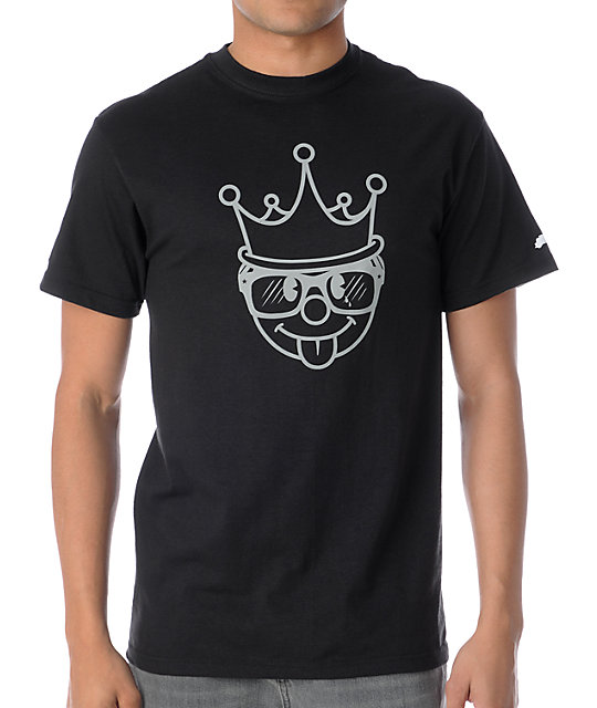 Trukfit King Black T-Shirt