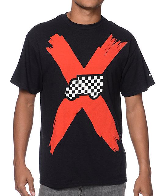 Trukfit On Target Black T-Shirt