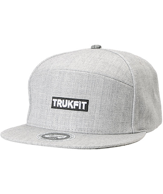 Trukfit Original Grey Hat